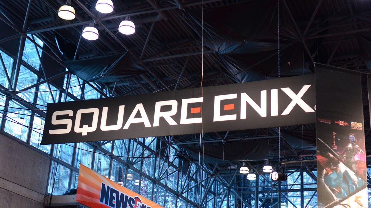 Square Enix | Pixel Vault