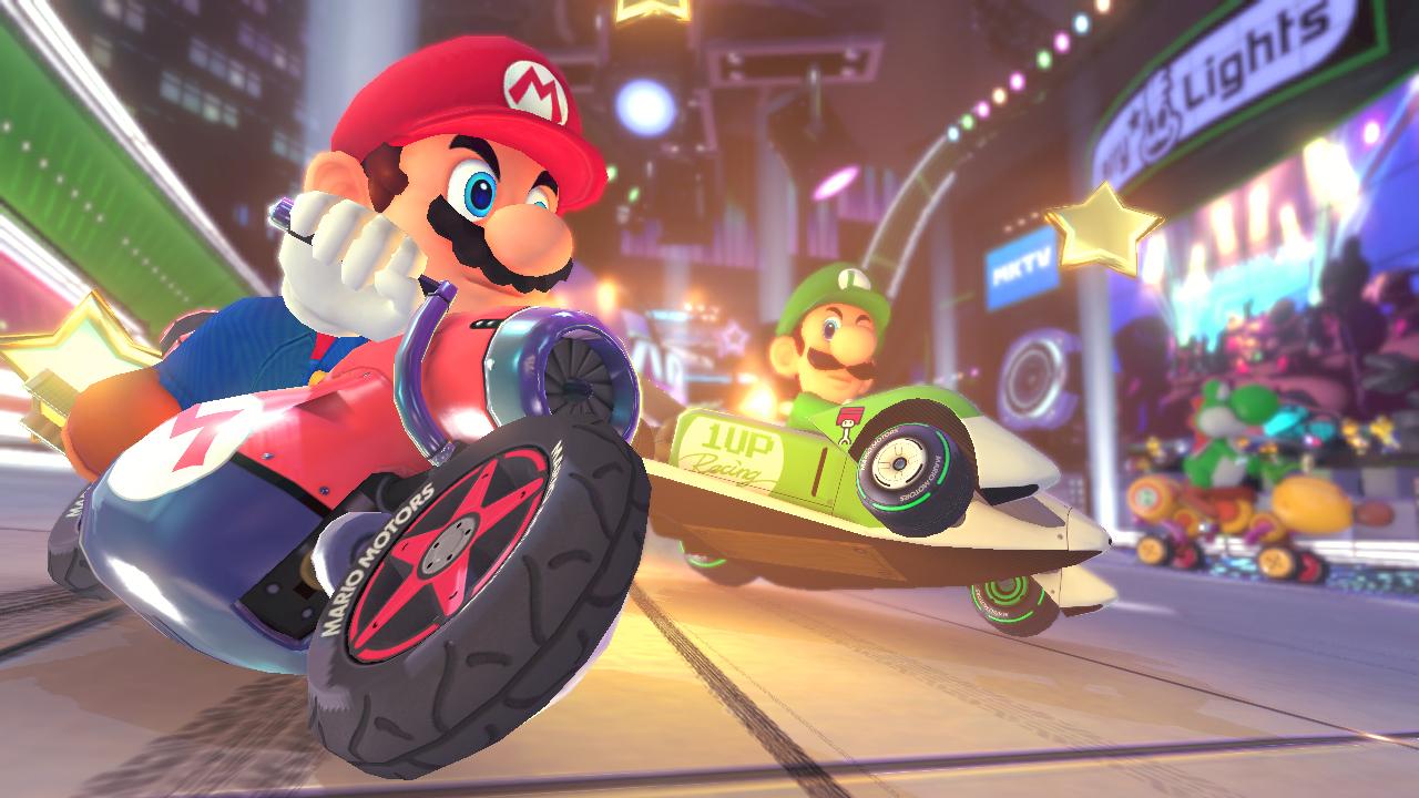 Mario Kart 8 | Pixel Vault