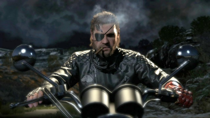 Metal Gear Solid V: The Phantom Pain | Pixel Vault