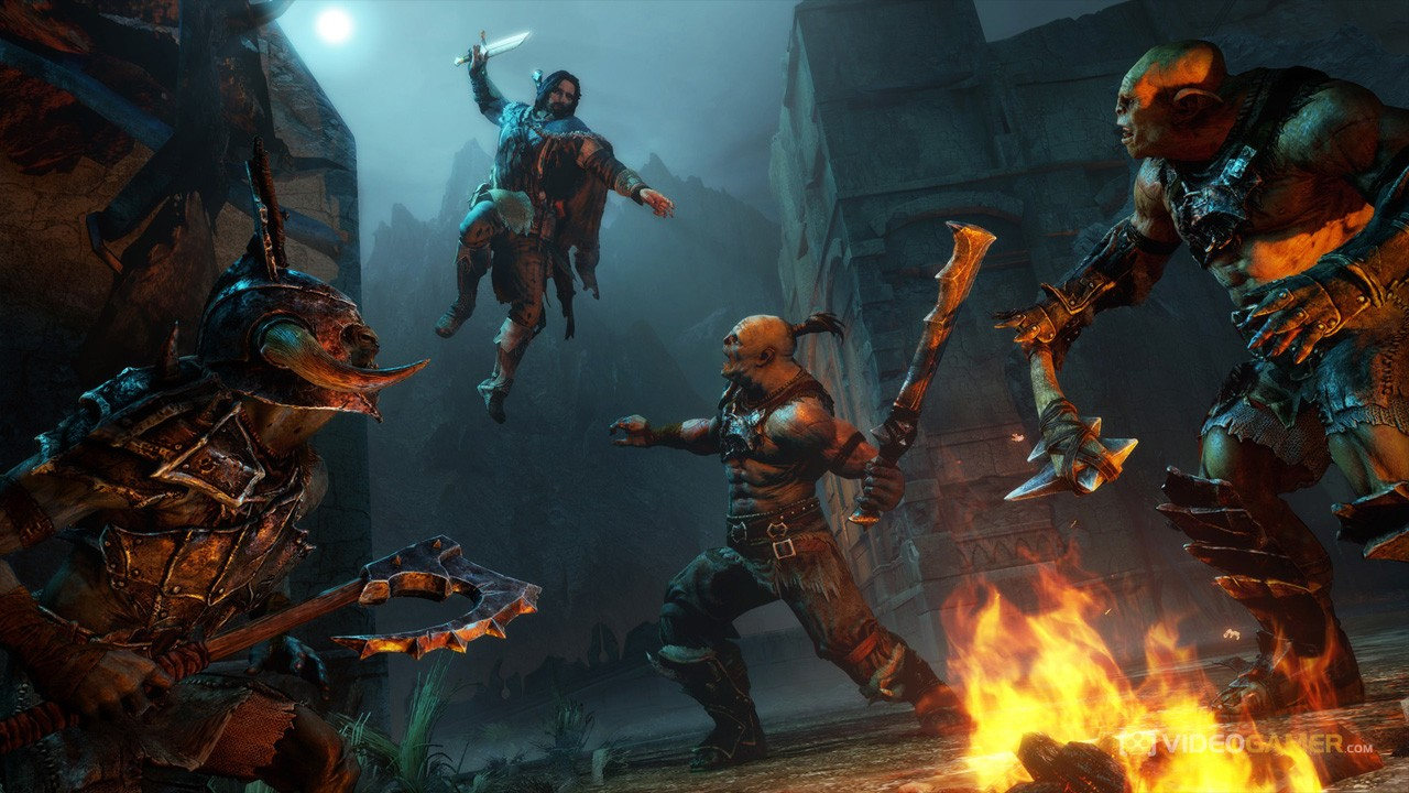 Middle-earth: Shadow of Mordor | Pixel Vault