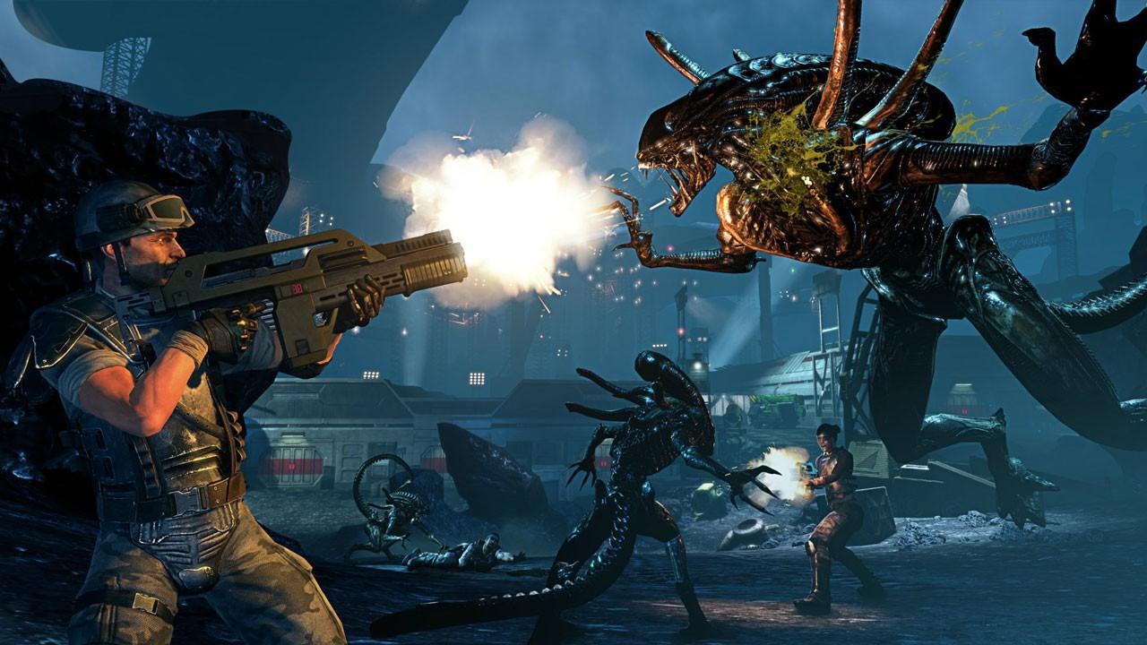 Aliens: Colonial Marines | Pixel Vault
