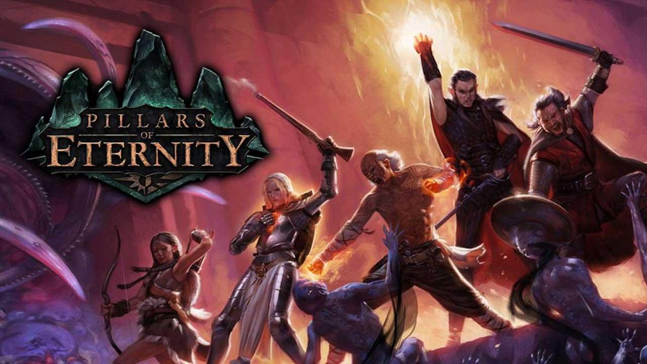 Pillars of Eternity | Pixel Vault