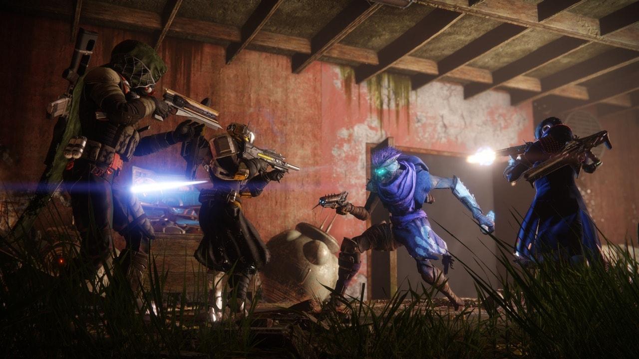 Destiny 2 Fireteam | Pixel Vault