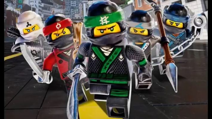 Lego ninjago videogame   Pixel Vault