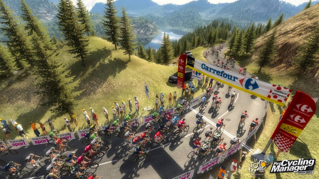 Pro Cycling Manager 2017 | Pixel Vault
