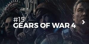 De 16 van 2016 | #15: Gears of War 4 | Pixel Vault
