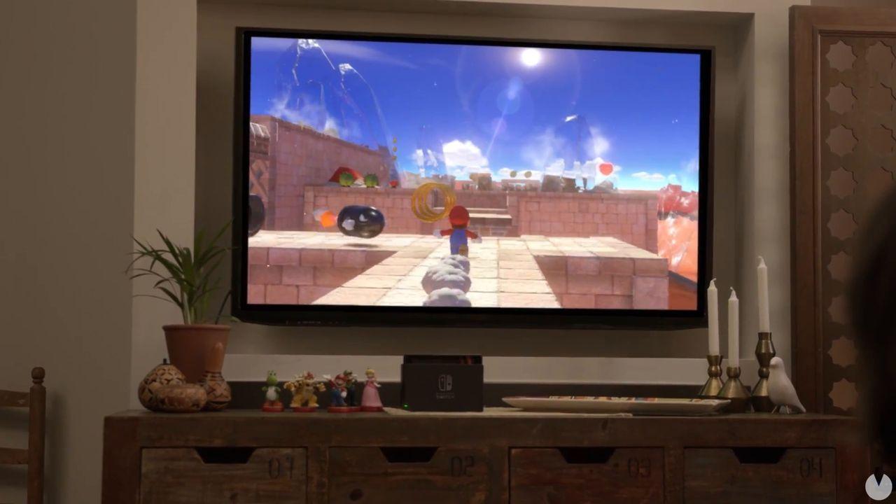 Nintendo Switch | Super Mario Oddysey | Pixel Vault