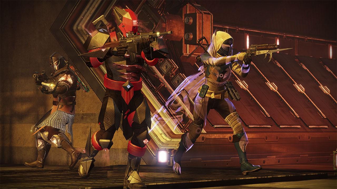 Destiny: Rise of Iron | Pixel Vault