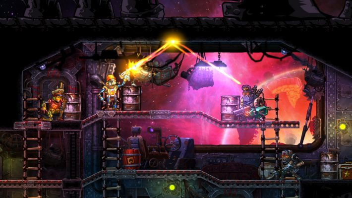 SteamWorld Heist review 002