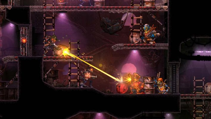 SteamWorld Heist review 003