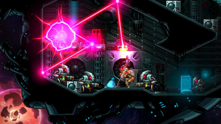 SteamWorld Heist review 001