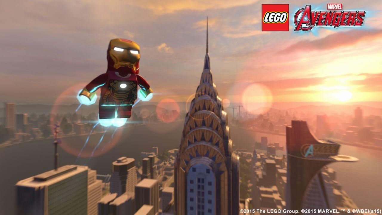 LEGO Marvel's Avengers | Pixel Vault