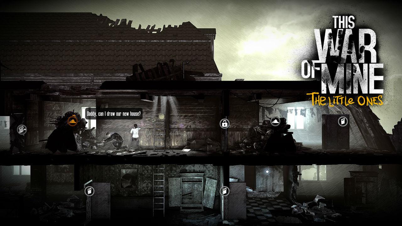 This War of Mine: The Little Ones - Pixel Vault