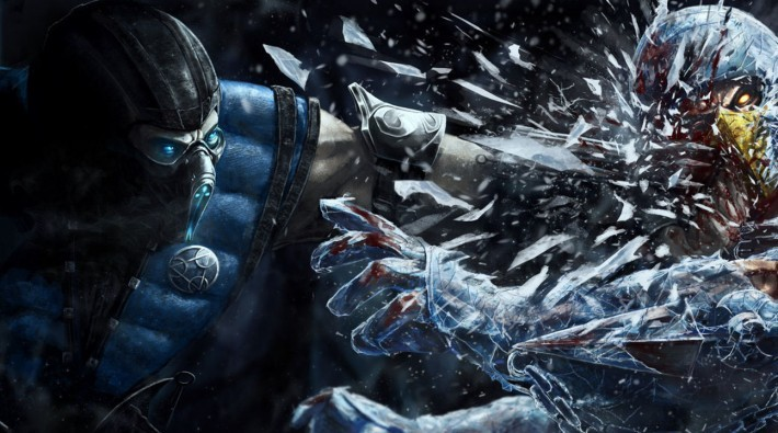 Mortal-Kombat-X-Art-Sub-Zero-vs-Scorpion