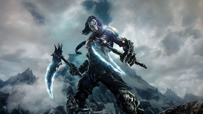 Darksiders 2 | Pixel Vault
