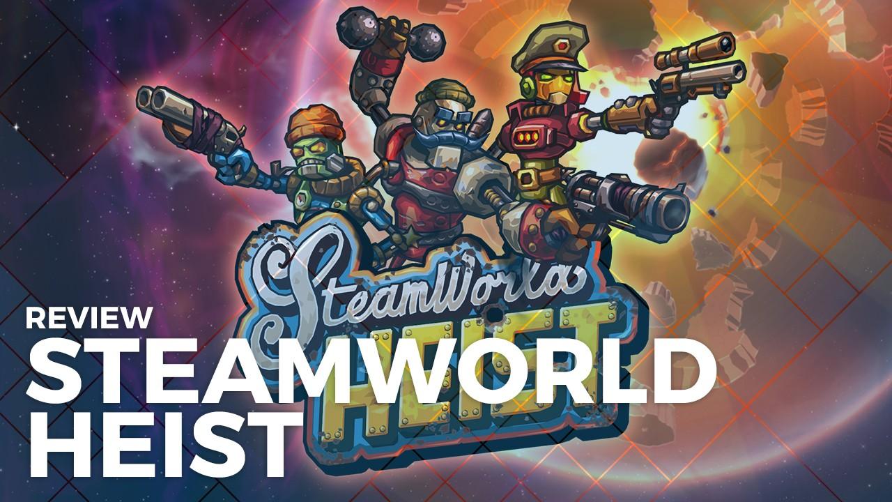 Steamworld Heist | Pixel Vault