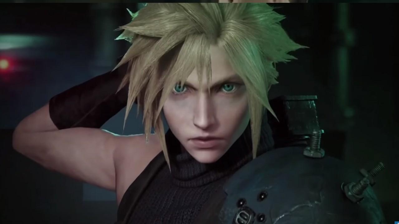 Final Fantasy 7 Remake | Pixel Vault