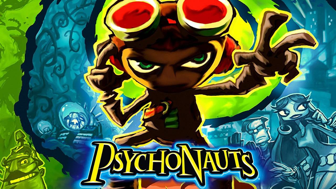 Psychonauts 2 | Double Fine Studios | Pixel Vault
