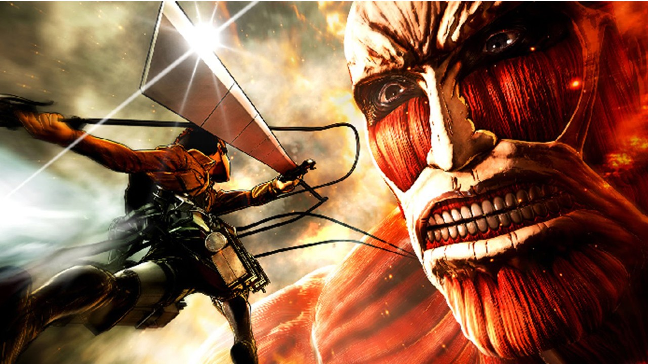 Attack on Titan | Pixel Vault