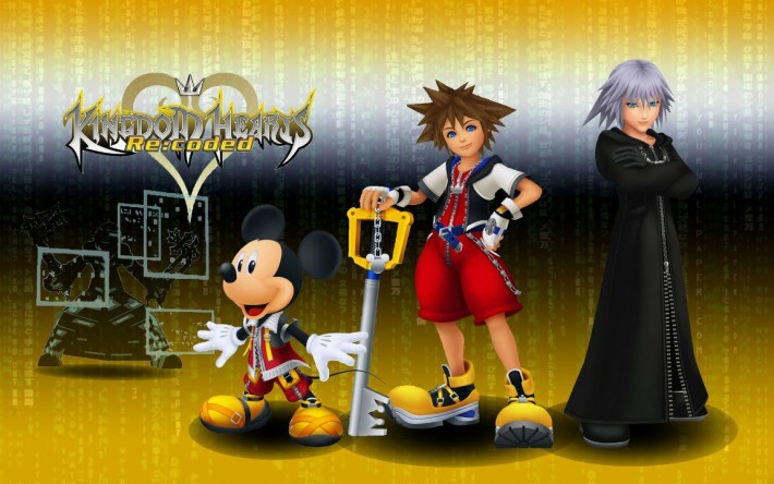 Kingdom Hearts Re:Coded - Pixel Vault
