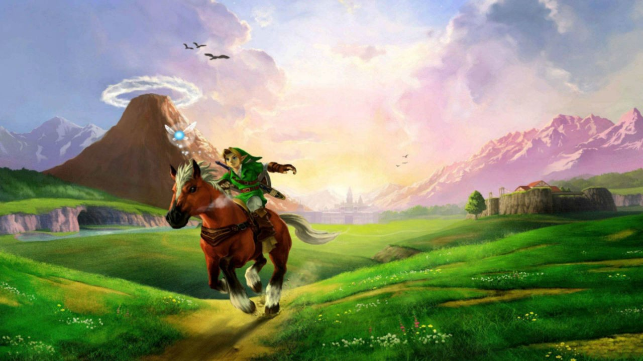The Legend of Zelda: Ocarina of Time - Pixel Vault