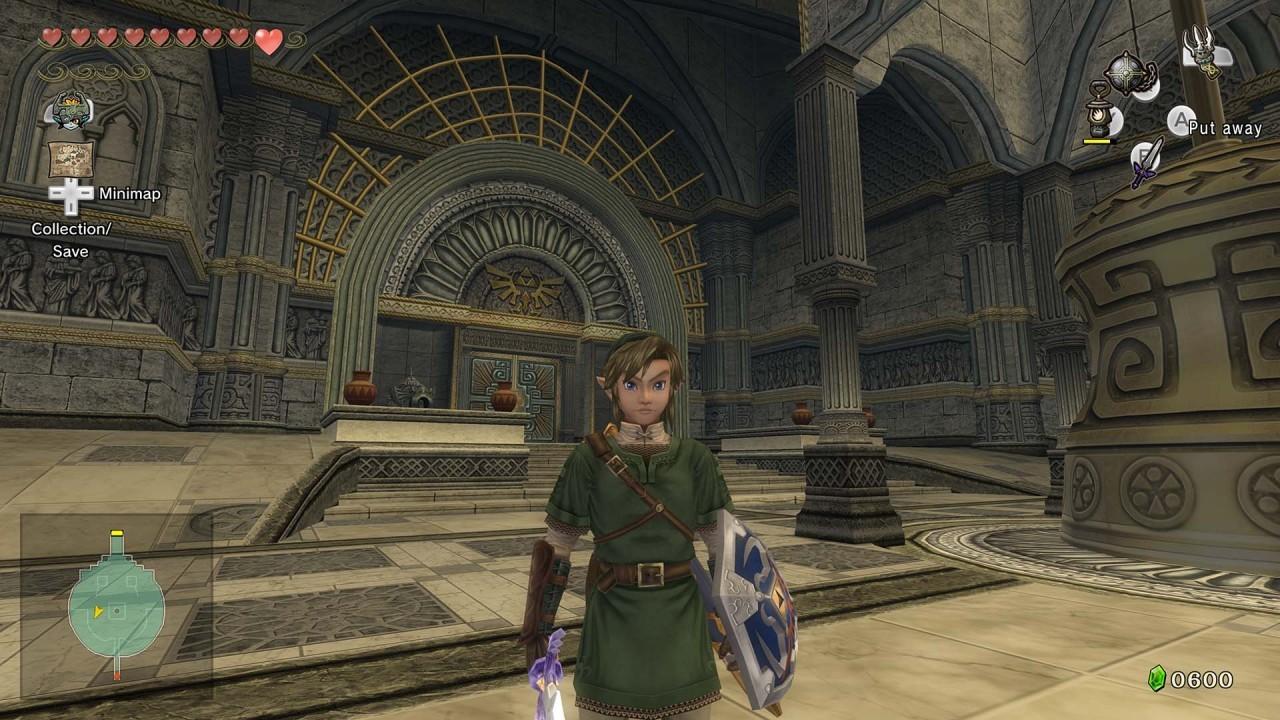 The Legend of Zelda: Twilight Princess HD | Pixel Vault
