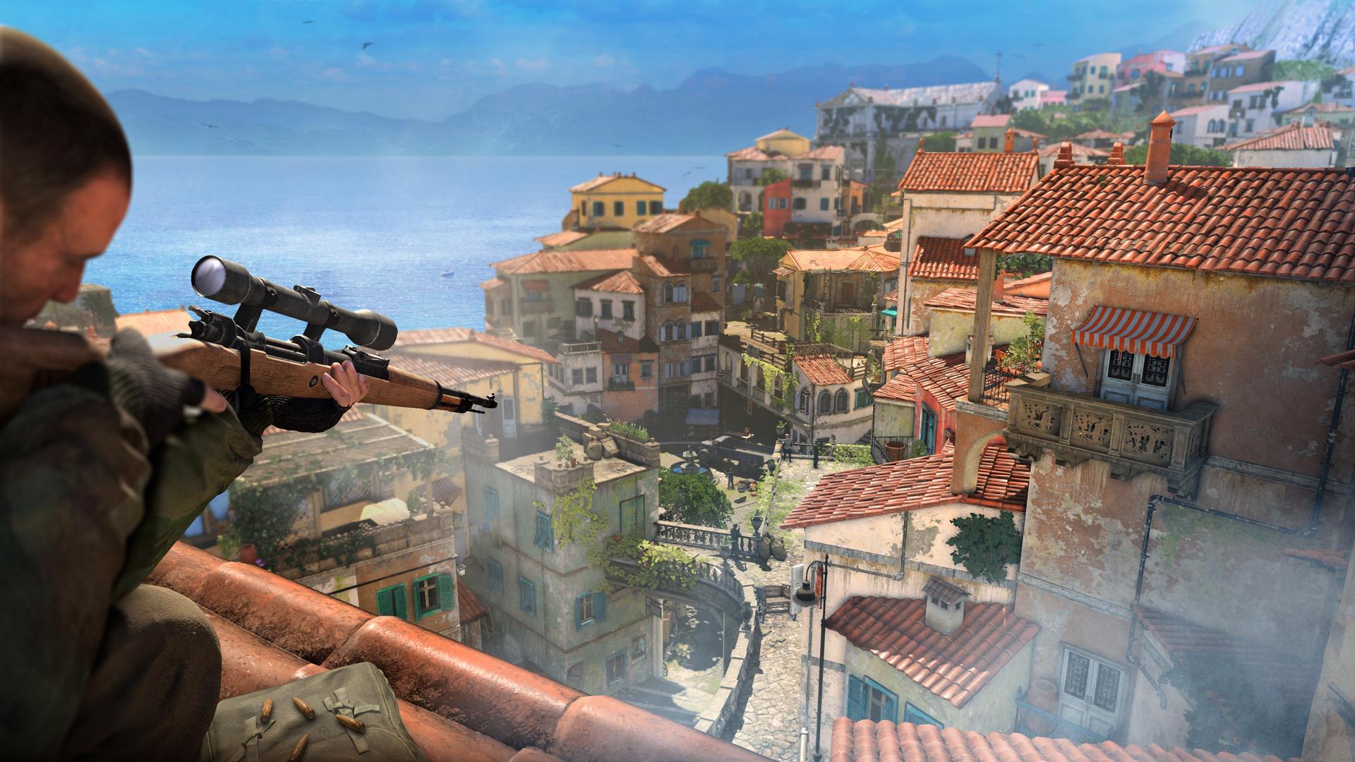 Sniper Elite 4 | Pixel Vault