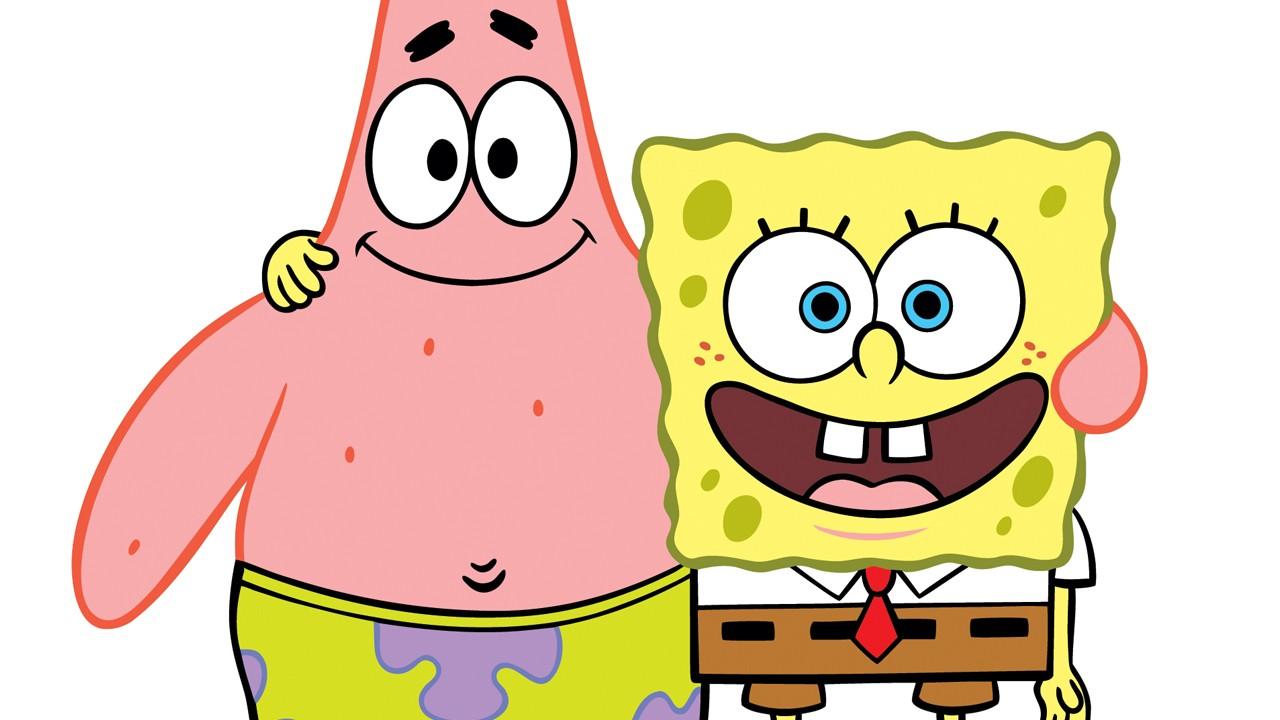 SpongeBob | Pixel Vault