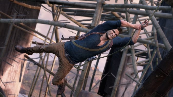 Uncharted 4: A Thief's End | Pixel Vault