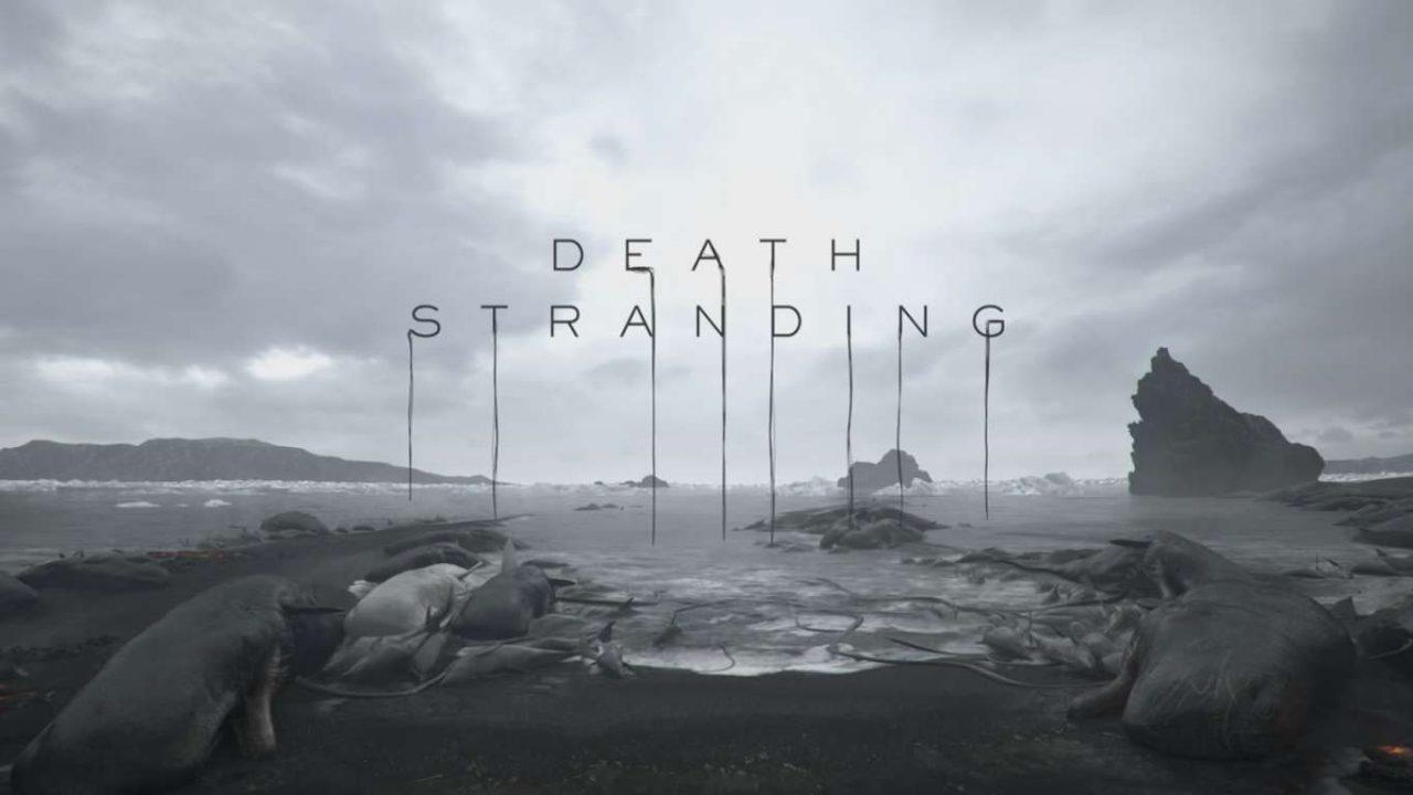 Death Stranding   Kojima Productions   Pixel Vault