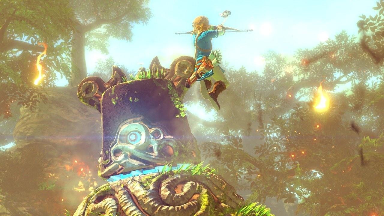 Legend of Zelda: Breath of the Wild | Pixel Vault