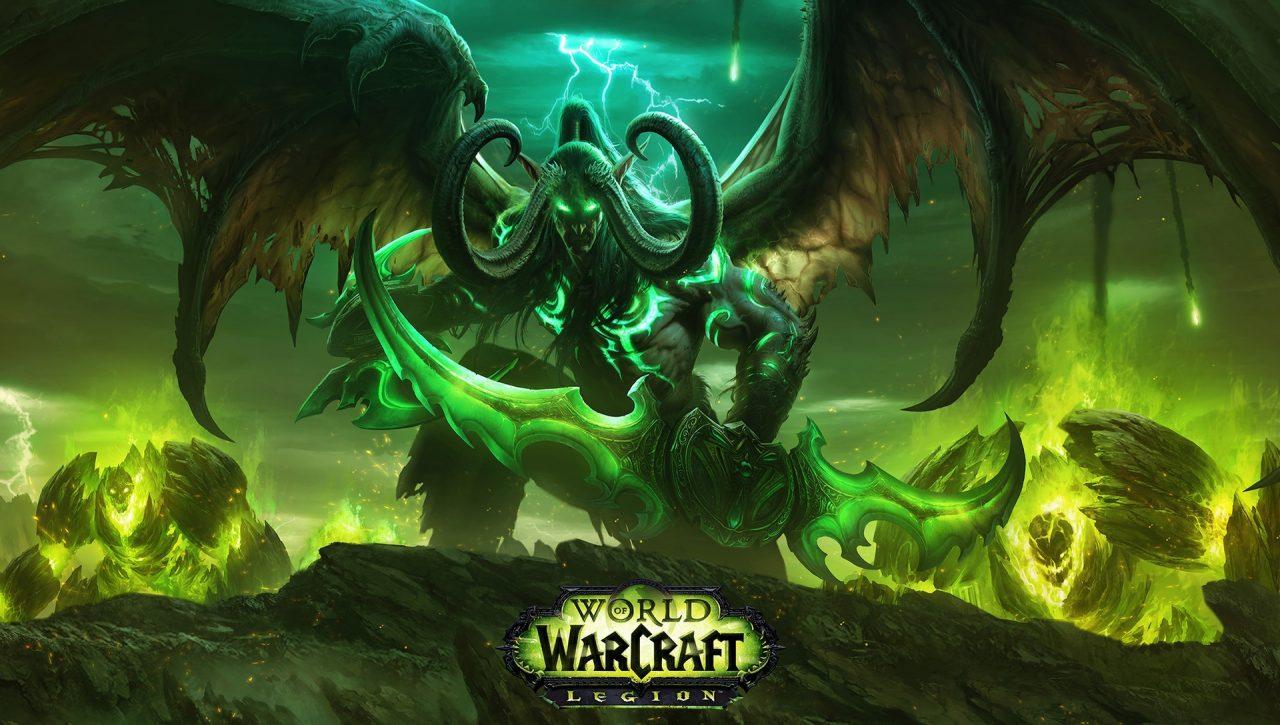 World of Warcraft -legion