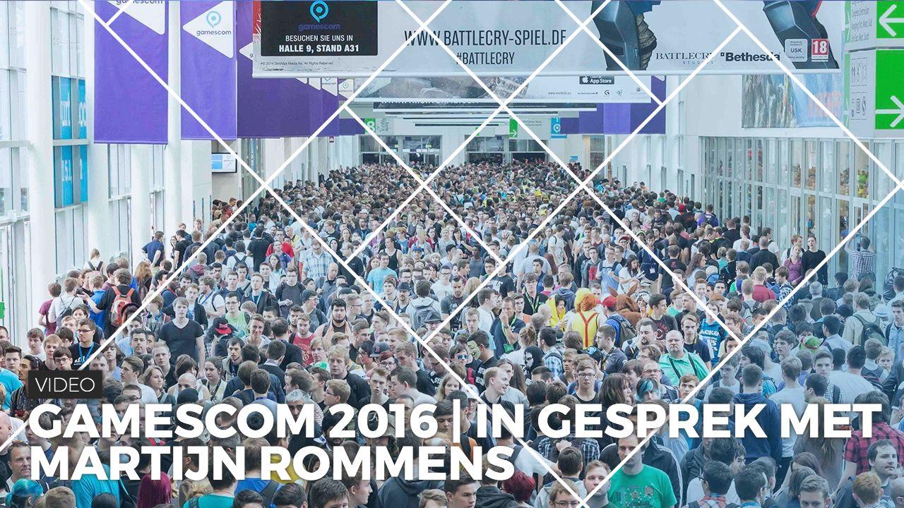 [INTERVIEW] Gamescom 2016: In gesprek met Martijn | Pixel Vault