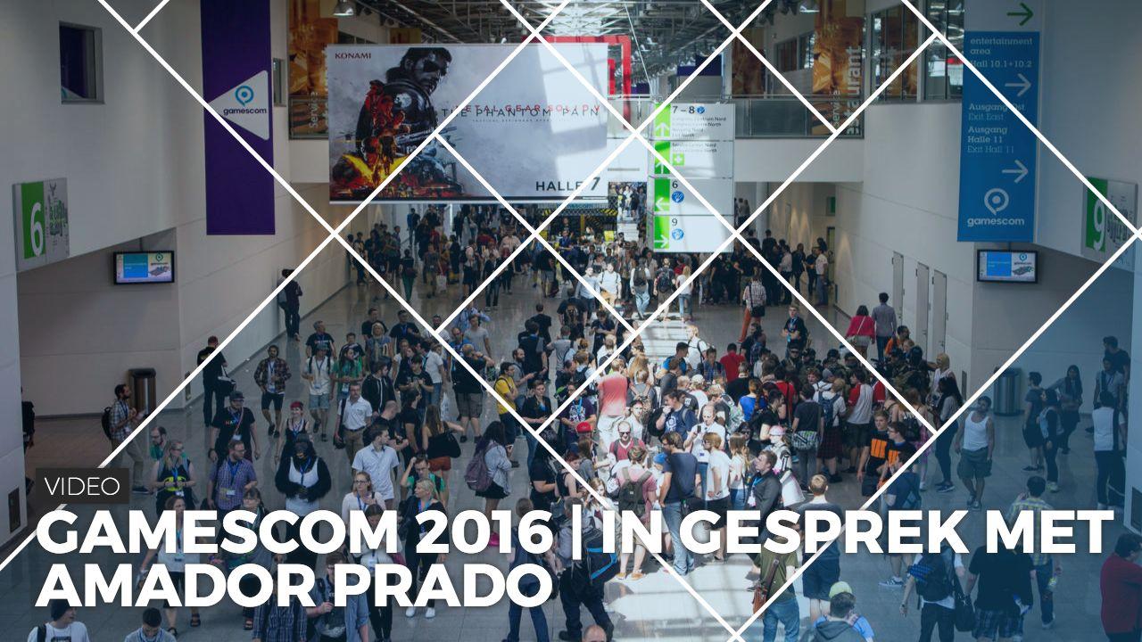 [INTERVIEW] Gamescom 2016: In gesprek met Amador   Pixel Vault