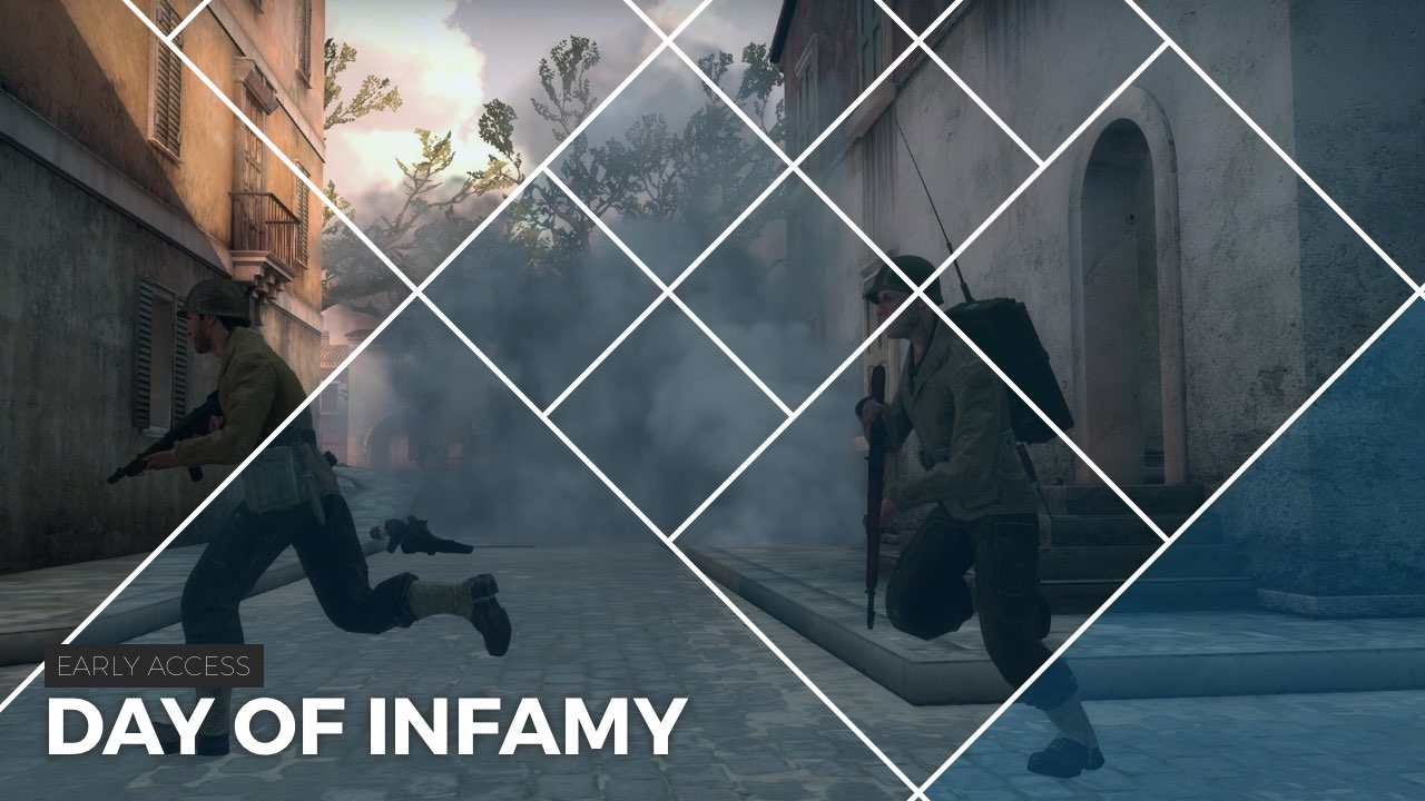Day of Infamy | Early Access | Pixel Vault