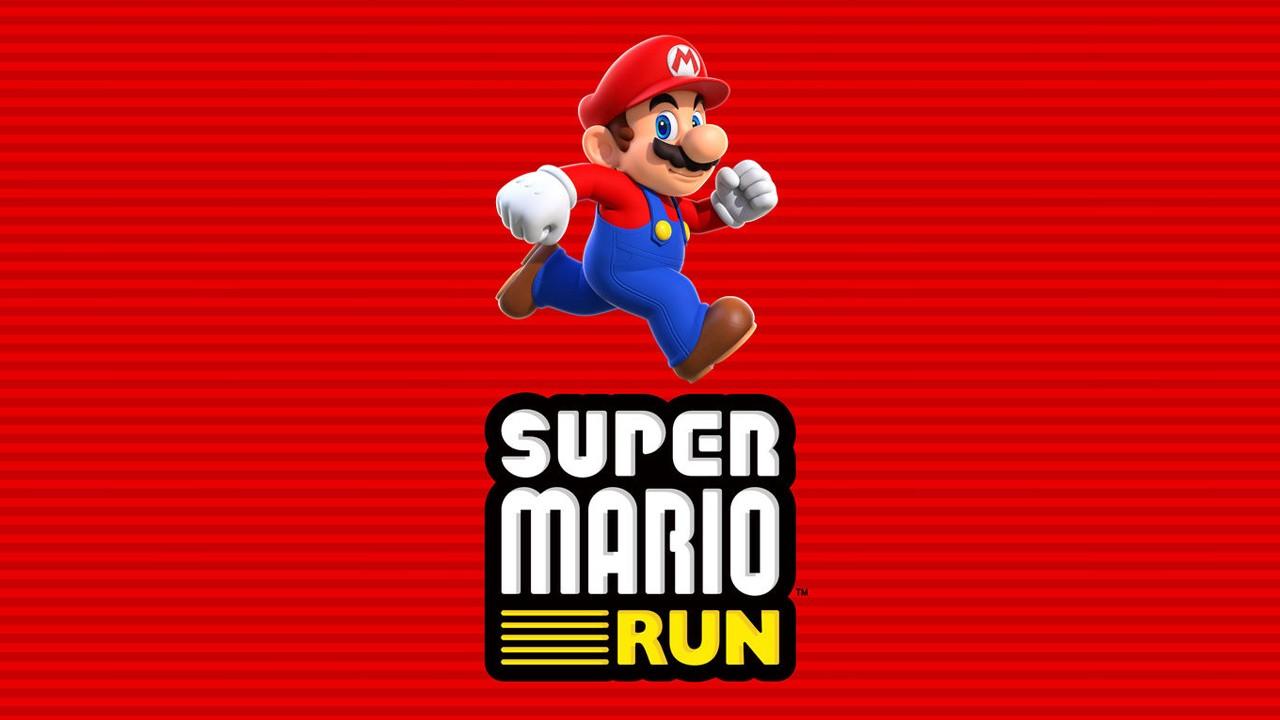 Super Mario Run | Pixel Vault