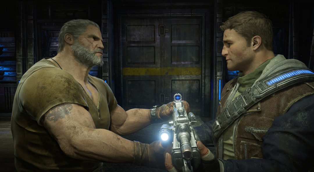 Gears of War 4 | Pixel Vault