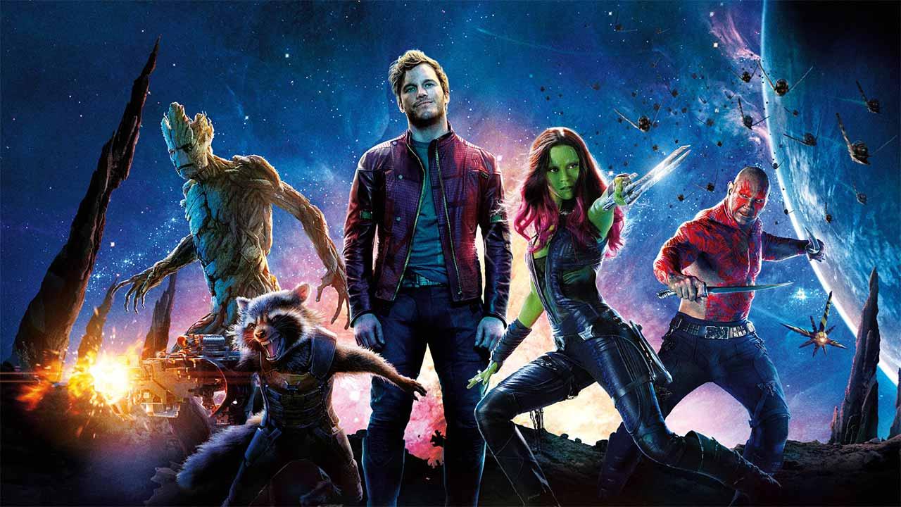Guardians of the Galaxy | Pixel Vault