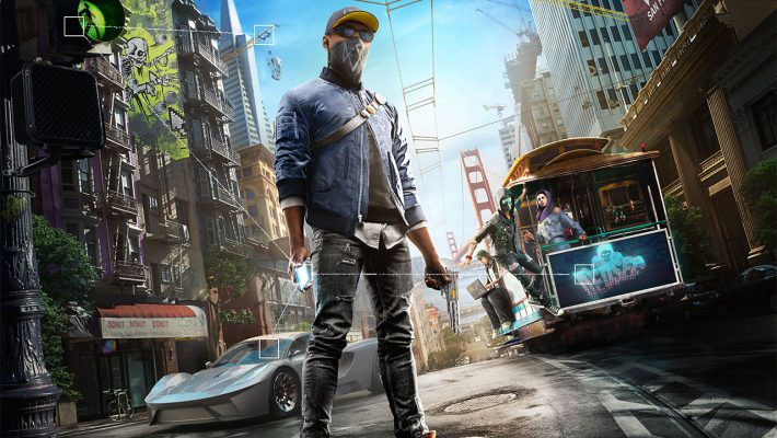 Watch Dogs 2 | Pixel Vault
