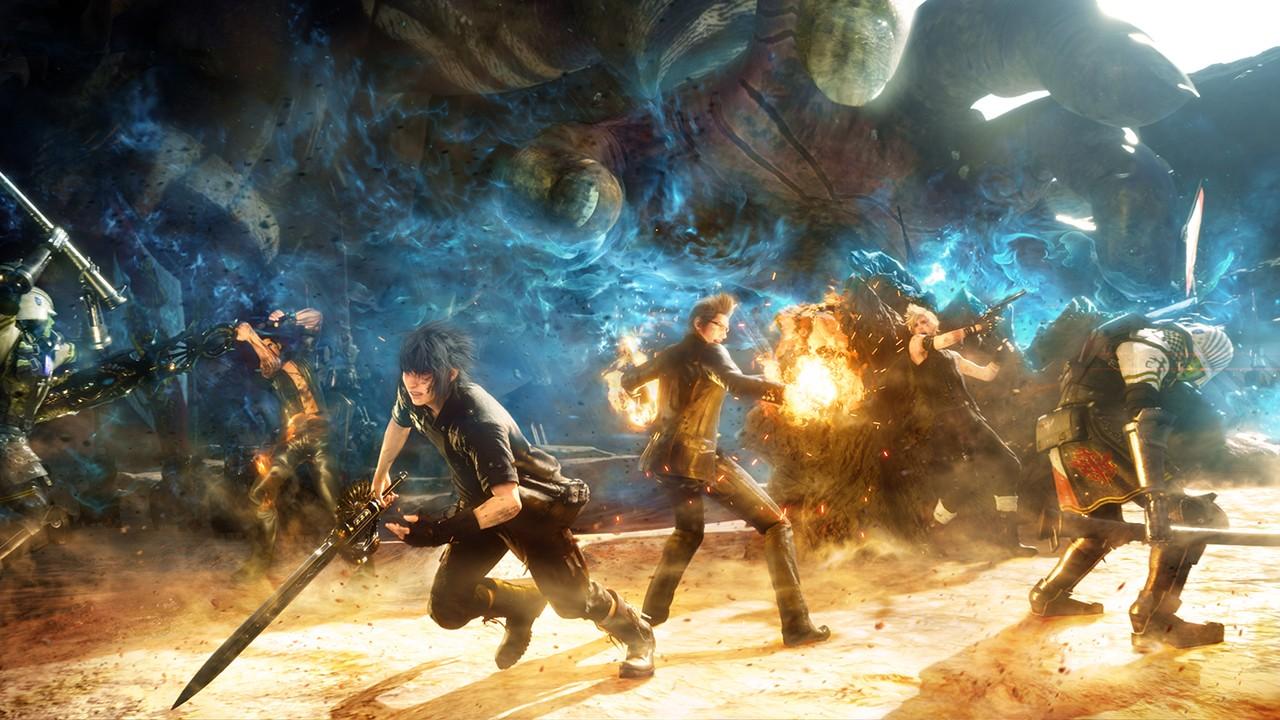 Final Fantasy XV | Pixel Vault