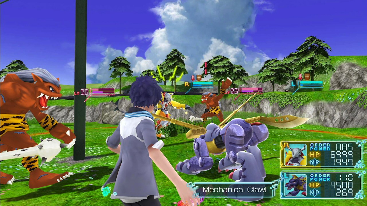 Digimon World: Next Order - Pixel Vault
