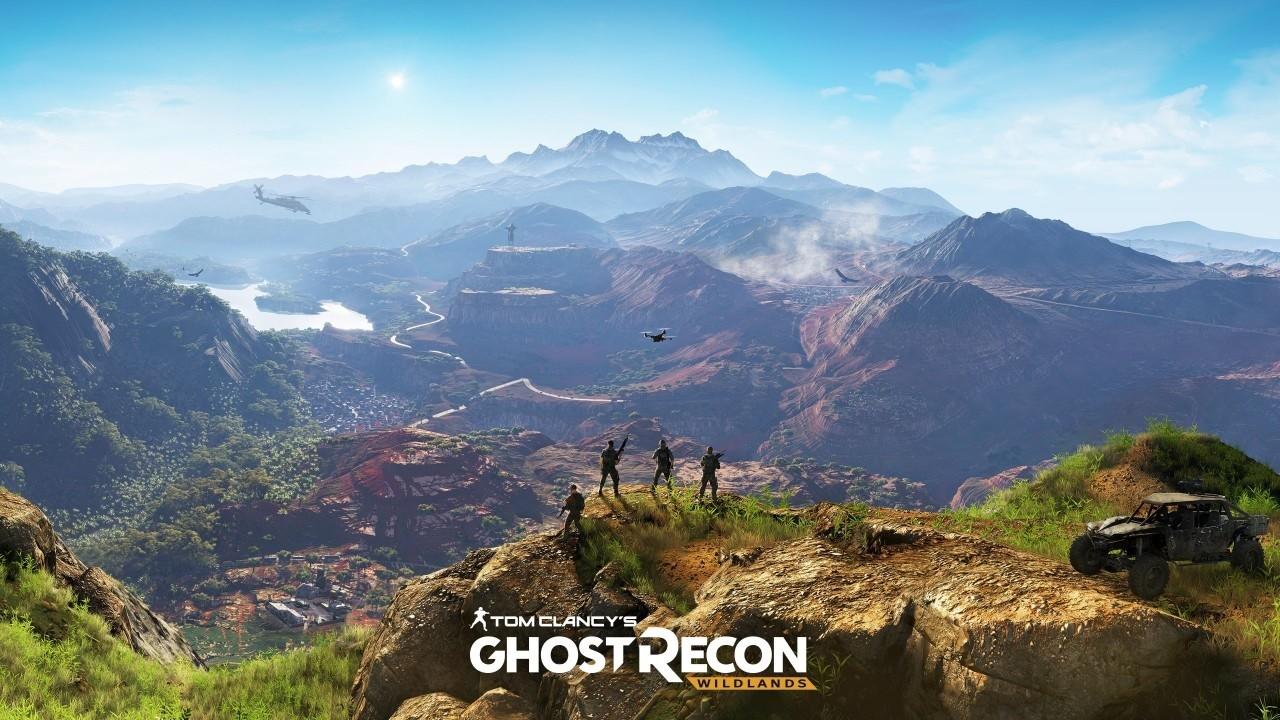 Ghost Recon Wildlands | Pixel Vault