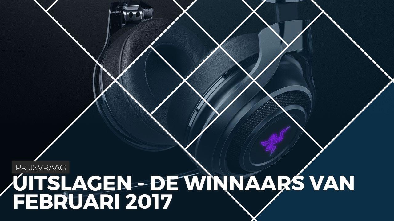 Uitslagen - De winnaars van februari 2017 | Pixel Vault