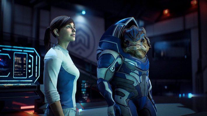 Mass Effect: Andromeda | Pixel Vault