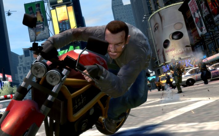 Grand Theft Auto 4 | Pixel Vault