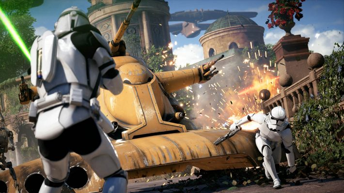 Star Wars Battlefront II | Pixel Vault