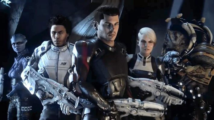 Mass Effect Andromeda I Pixel Vault
