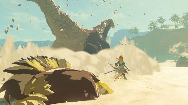 The Legend of Zelda: Breath of the Wild   Pixel Vault