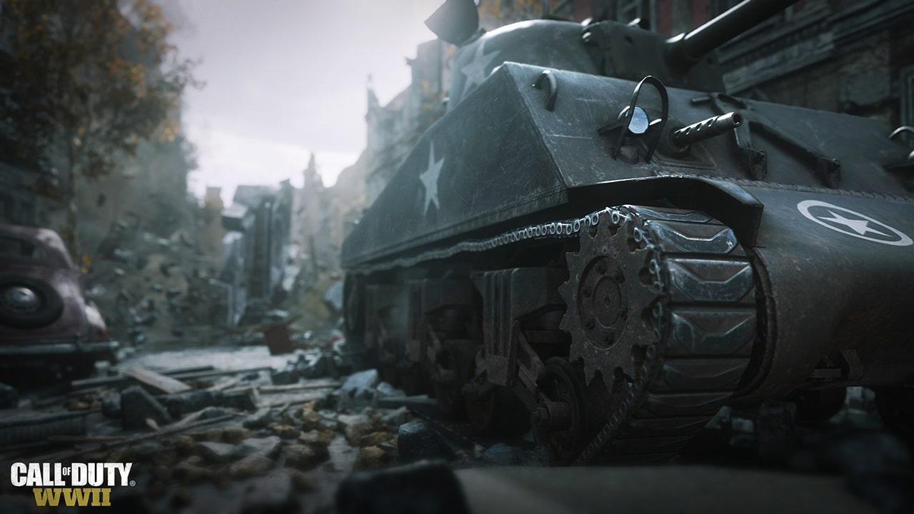 Call of Duty: WWII   Pixel Vault