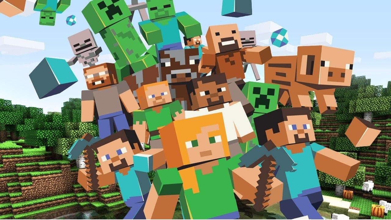 Minecraft   Pixel Vault